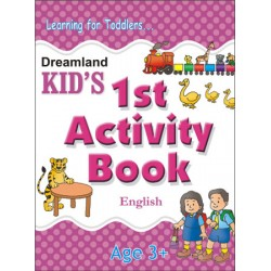 Kid's Activity Books: 1st Activity Book English