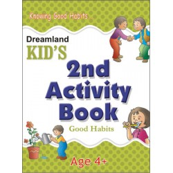Kid's Activity Books: 2nd Activity Book Good Habits