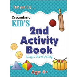 Kid's Activity Books: 2nd Activity Book Logic Reasoning