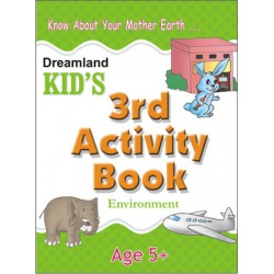 Kid's Activity Books: 3rd Activity Book Enviornment