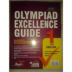 Olympiad Excellence Guide for English (Class-1)