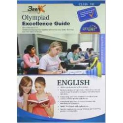 Olympiad Excellence Guide for English (Class-8)