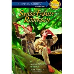Swiss Family Robinson(A Stepping Stone Book(TM))