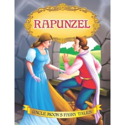 Uncle Moon's Fairy Tales: Rapunzel