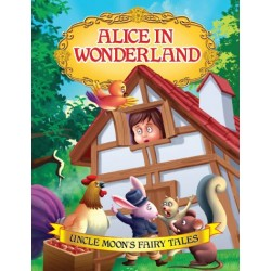 Uncle Moon's Fairy Tales: Alice In WonderLand