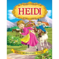 Uncle Moon's Fairy Tales: Heidi