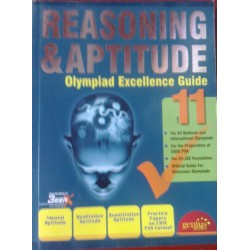 Reasoning & Aptitude Olympiad Excellence Guide - Class 11