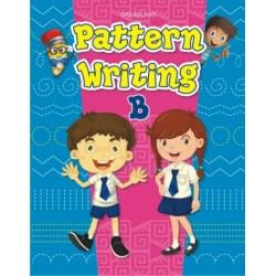 Pattern Writing Small letters : Book B