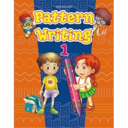 Pattern Writing Capital and Small Letters : Book 1
