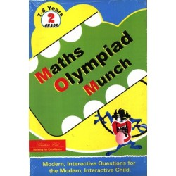 Maths Olympiad Munch - Grade 2