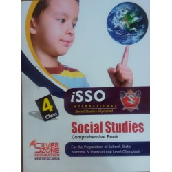Silverzone International Social Studies of Olympiad book 4