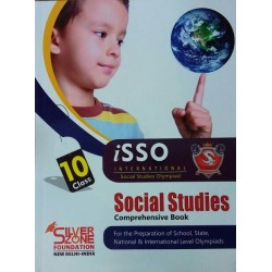Silverzone International Social Studies of Olympiad book 10