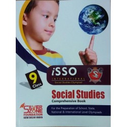 Silverzone International Social Studies of Olympiad book 9