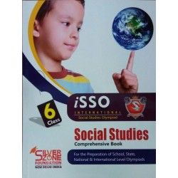 Silverzone International Social Studies of Olympiad book 6