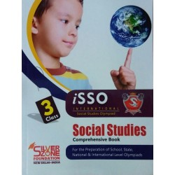 Silverzone International Social Studies of Olympiad book 3