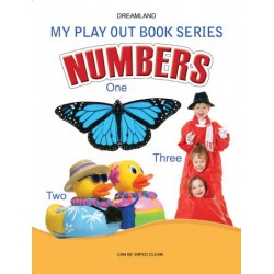 My Play Out Book Series: Numbers