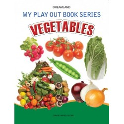 My Play Out Book Series: Vegetables