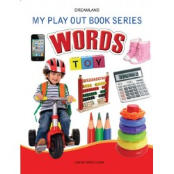 My Play Out Book Series: Words
