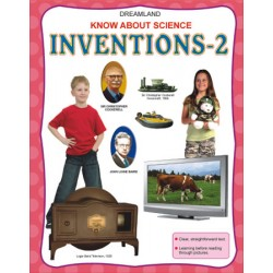 Know About Science : Inventions-2