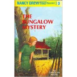 Nancy Drew 03: The Bungalow Mystery (Hardcover)