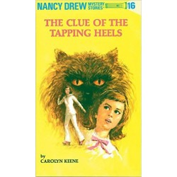 Nancy Drew 16: the Clue of the Tapping Heels (Hardcover)