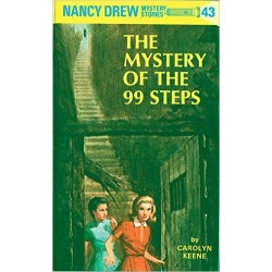 Nancy Drew 43: The Mystery of the 99 Steps (Hardcover)