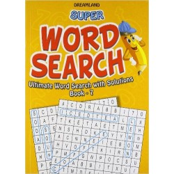 Super Word Search Part - 7